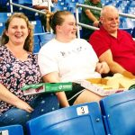 ISPC Employees at Tampa Bay Rays game 2019